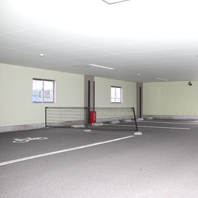 【画像】駐輪場