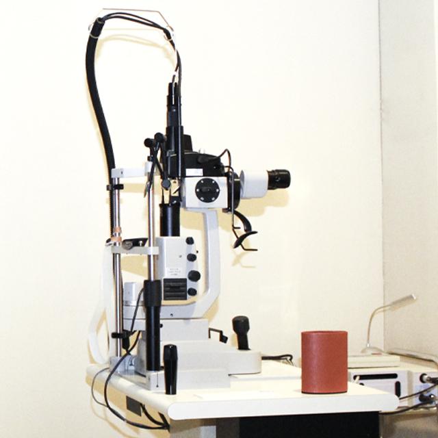 【画像】レーザー光凝固装置