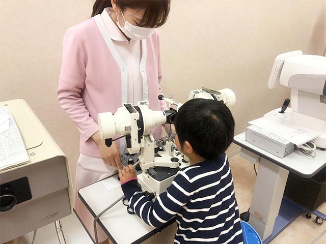 【画像】視機能の訓練・指導